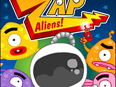 Zap Aliens Game